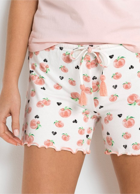 Feminine Shorty Pjs