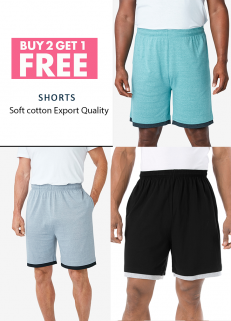 3 HANG DOWN LIGHTWEIGHT SHORTS