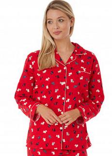 Red Scottie T Shirt