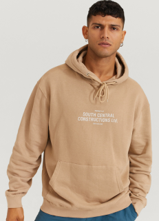 Sweatshirt Beig Cental